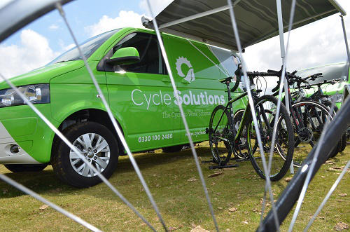 Partnership with Cycle Solutions offers discounts on bikes